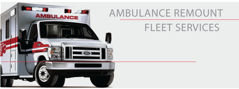 Reliant Ambulance Remount Fleet Specialists